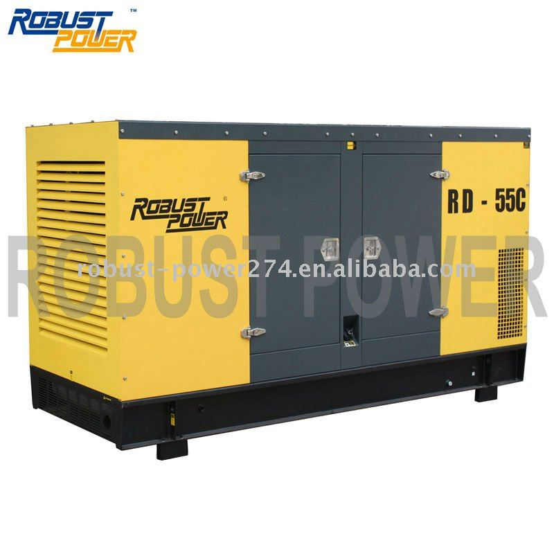 Kubota Diesel Generator Set cummins engine