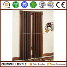 2 CHOCOLATE PANEL 95% BLACKOUT HEAVY THICK GROMMET WINDOW CURTAIN LINED DRAPE
