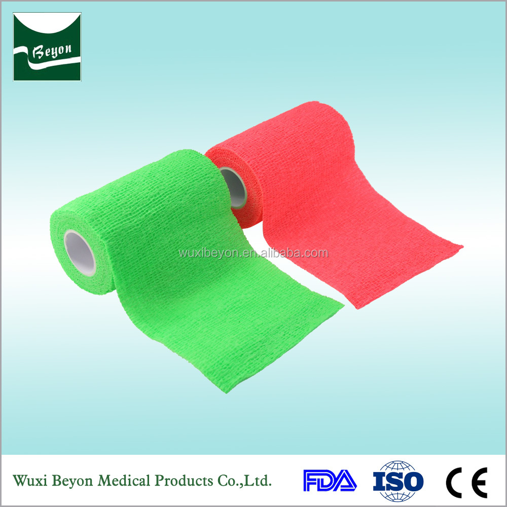 China supplier sales pet wound care cohesive bandage high demand products in market