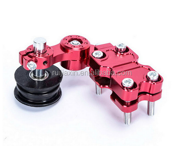 siphonate drone aluminum cnc machining parts in colors