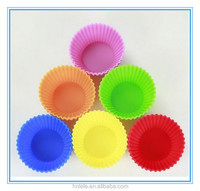 Silicone Kitchen Gadgets Cup Cake Mold from China Factory