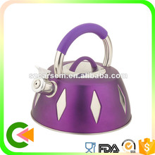 3.5 L Good quality stainless steel whistling kettle water kettle