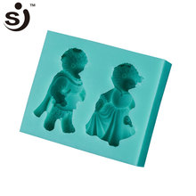 alibaba com wholesale silicone baking molds baby bear doll concrete silicone molds