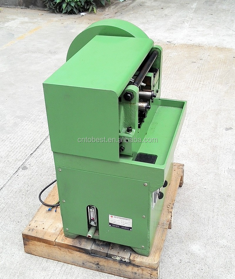 TOBEST automatic thread rolling machine for making railway bolts
