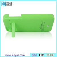 4200mah Mobile Phone Case Charger For Iphone 5, Backup Battery Charger Case