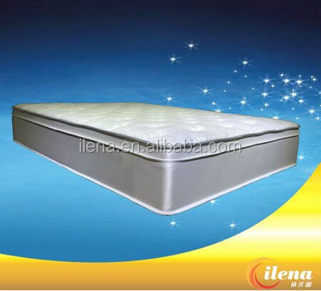 Super Soft Memory Foam Pillow Top Pocket Spring Mattress