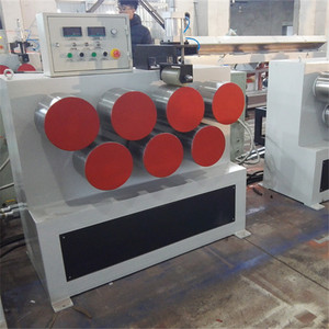plastic PET band extruder machine/PET packing belt equipment / PET PP strap band production line