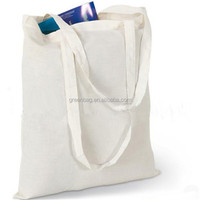 best selling cotton canvas shoulder bag , Blank Cotton Tote Bags Plain Cotton Bag