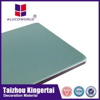 Alucoworld corrugated sandwich aluminium roof panels price