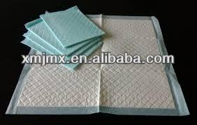Super absorbent disposable underpads made in China(40*60cm,60*60cm,60*90cm,)