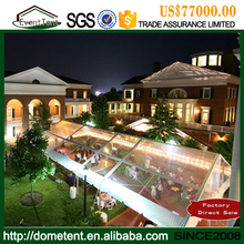 1000 Seater Indian Outdoor Clear Roof Wedding Party Tent In Guangzhou