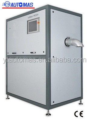 stainless steel automatic commercial industrial cube ice machine/dry ice maker