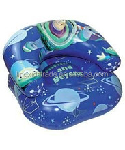 Non-Toxic Cute Design Printed Car Neck Rest Pillow for Kid
