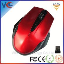 Cheap Price FCC CE Standard Wireless Optical Mouse compact mouse