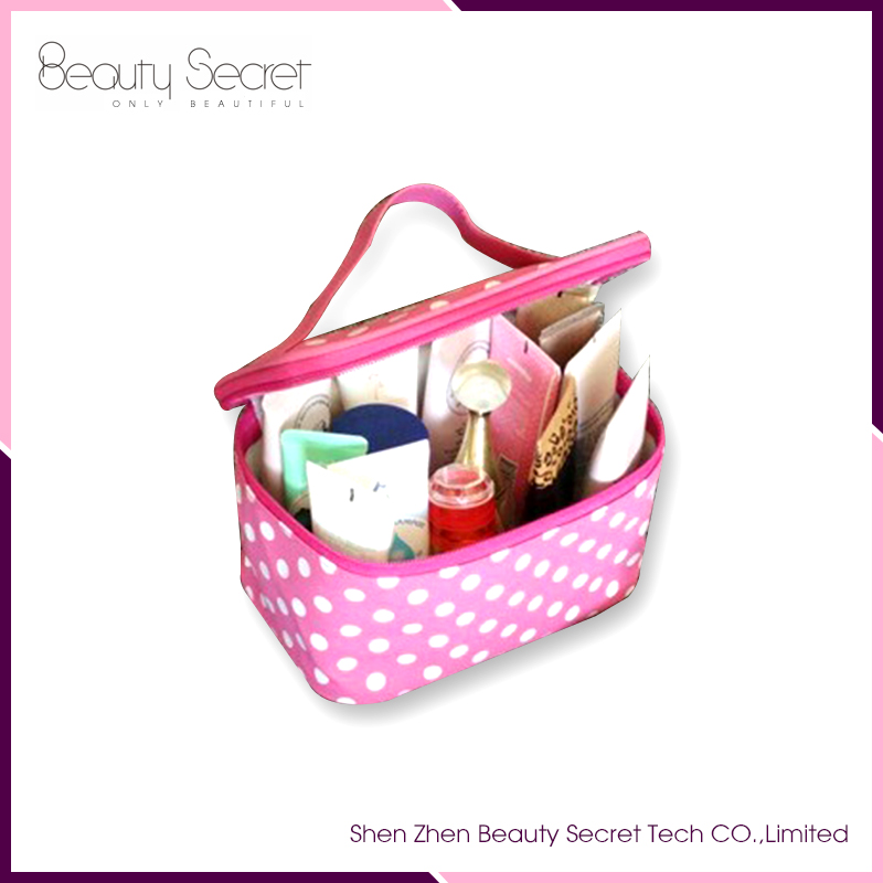 2016 Summer Fashion Soft Cotton Cosmetic Case with Good Price