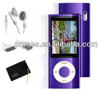 Slim 8GB 5th Generation MP4 Player with FM Camera and Touch key