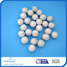 Catalyst Supporting And Covering Medium 99% Inert Alumina Ceramic Ball , high alumina porcelain ball