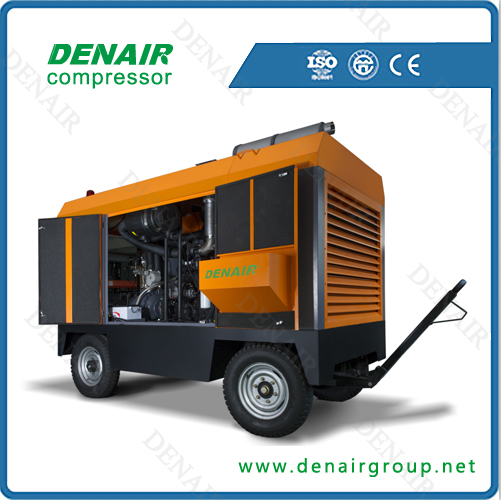 chinese high pressure portable air compressor machine for sale