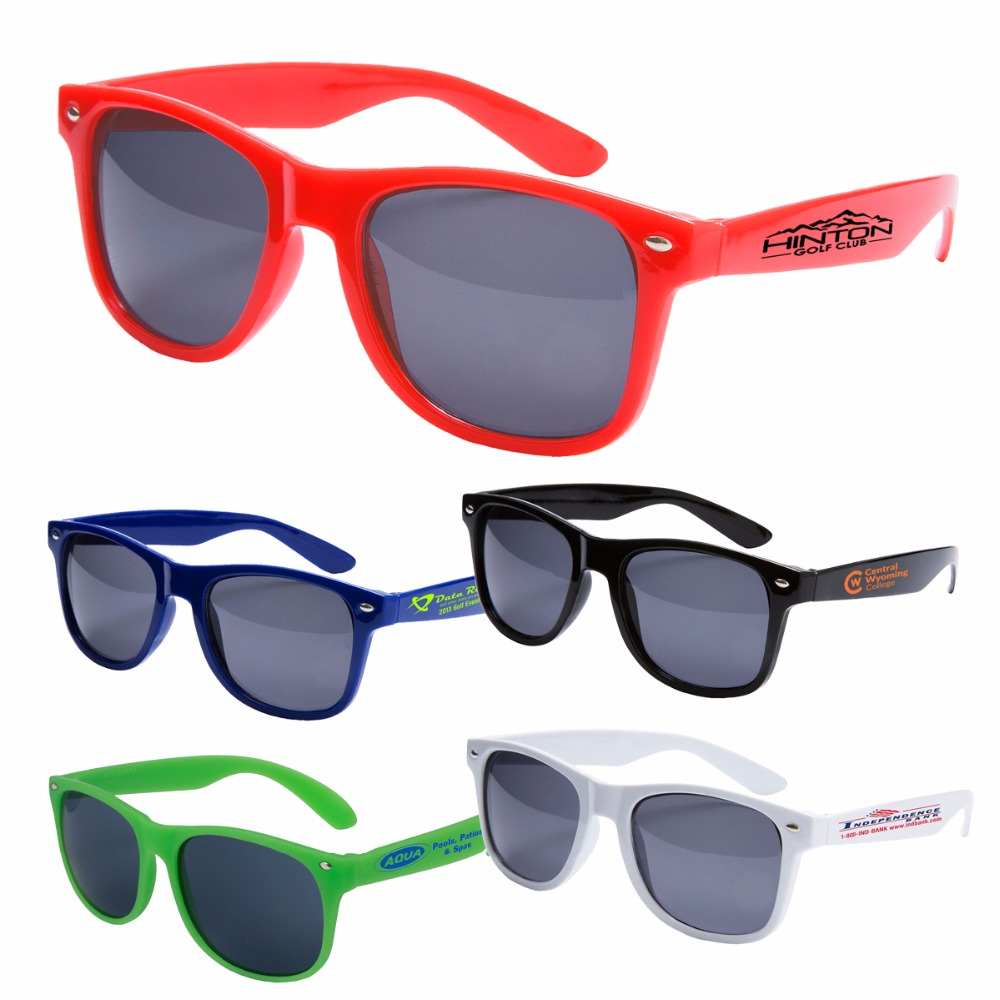 Hot sale cheap Promotional Sunglasses 2016 with custom logo design