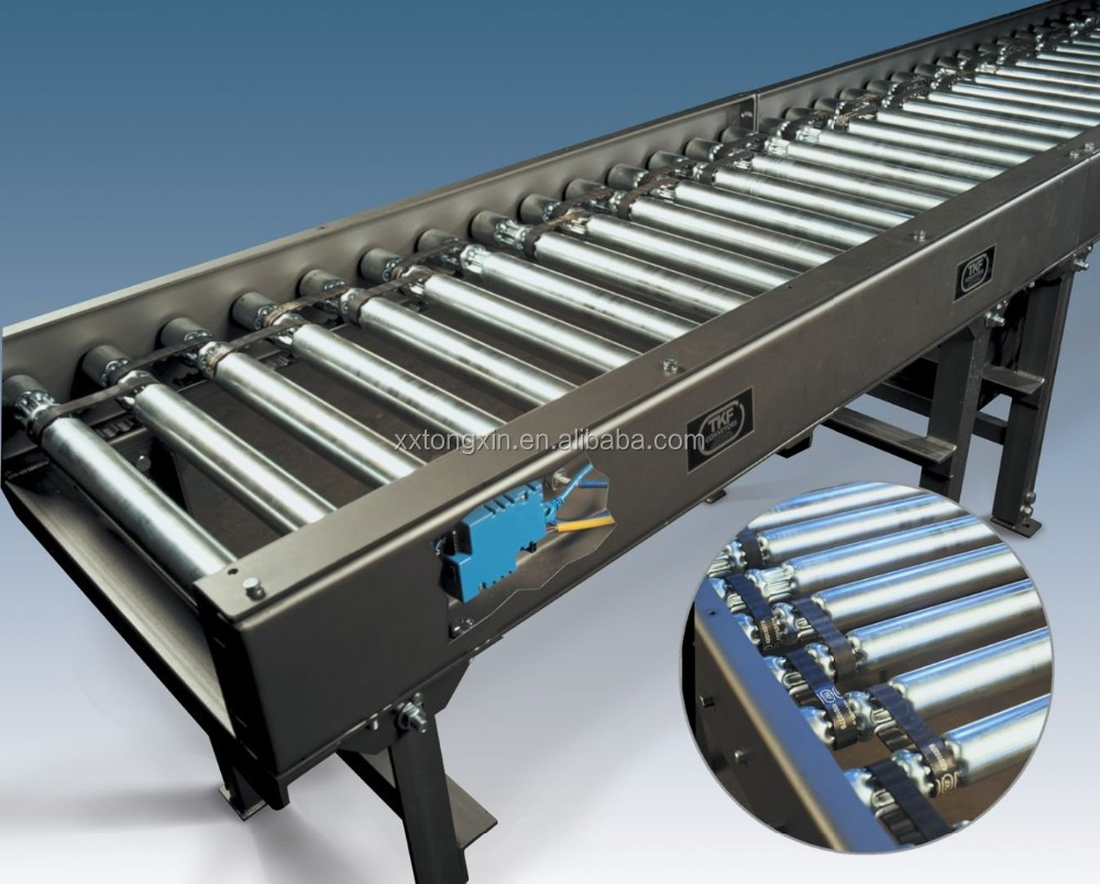 20 years manufacture live roller conveyor