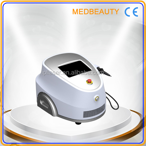 2014 top quality laser spider veins removal & tattoo removal machine