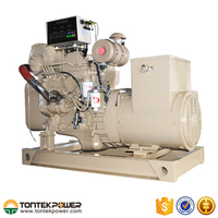 Fuel Consumption 40kW Price Free Energy Marine Generator