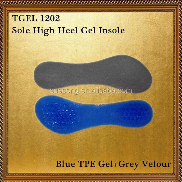 special designed sole High Heel Gel Insoles