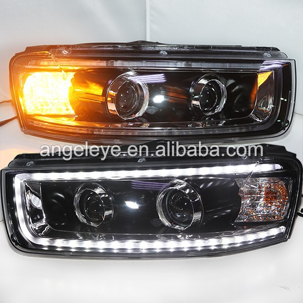 For Chevrolet Captiva 2011-2015 Year LED Strip Headlights Front Lamp