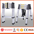 2016 ADTO double side Aluminum folding telescopic ladder