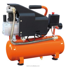 Cheap OEM electric 2hp 3hp horizontal portable direct driven 110v 220v mini air compressor