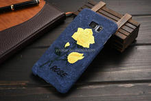 Lagging Strip PC mobile Phone Case For Samsung Galaxy S5/S6