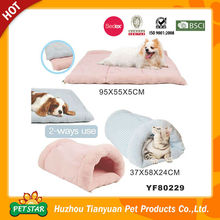 Wholesale dog bed tunnel