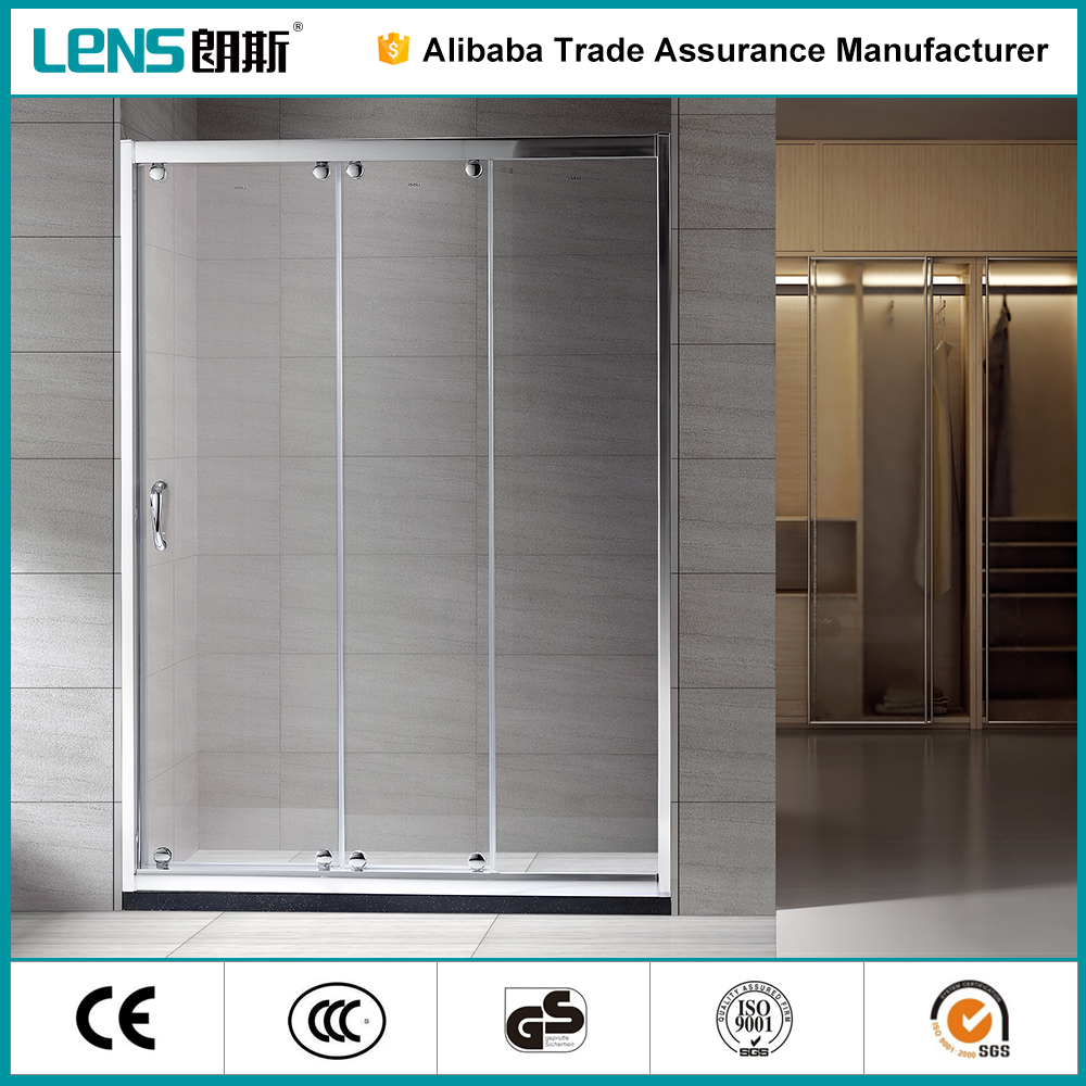 3 panel sliding rollaway shower screen extension buy rollaway 3 panel sliding rollaway shower screen extension buy rollaway shower screen extension shower door 3 panel sliding glass door shower door roller product on