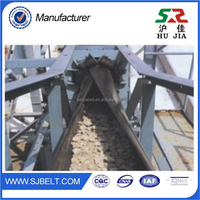 Pollution-free Pipe Conveyor Belt Types Of Conveyor Belts