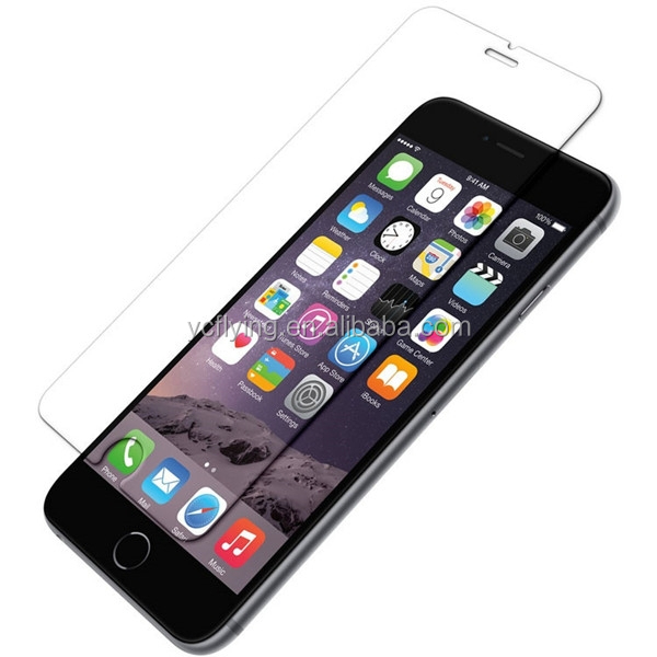Alibaba glod supplier Privacy secret tempered glass screen protector for iphone 6 bubble free