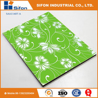 Reliable Performance Fireproof Aluminum Board 4mm Acp sheet