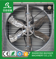 wall mounted factory ventilation fan industrial hot air blower for poultry house and greenhouse