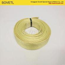 Bottom price top sell tubular braided sleeve