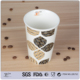 customized shape tall ceramic cup no handle