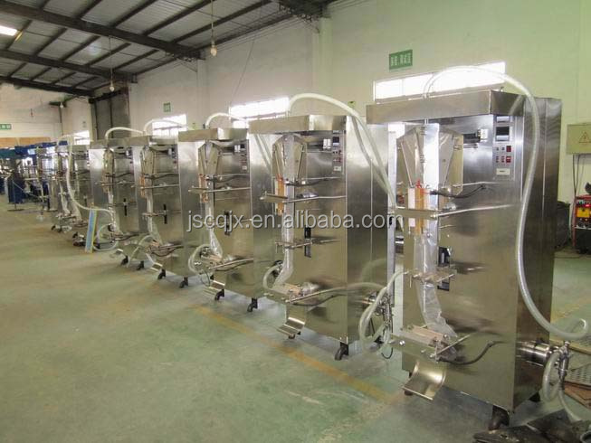 Pure Water Sachet Packing machine/Koyo water machine/bag water machine