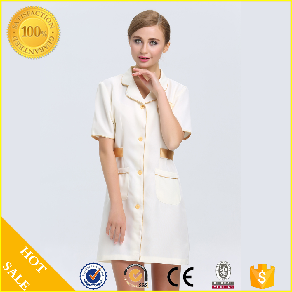 Beauty salon uniform cheap nursing uniforms spa workwear for Spa uniform indonesia