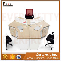 3 Seater Office Furniture Table Designs