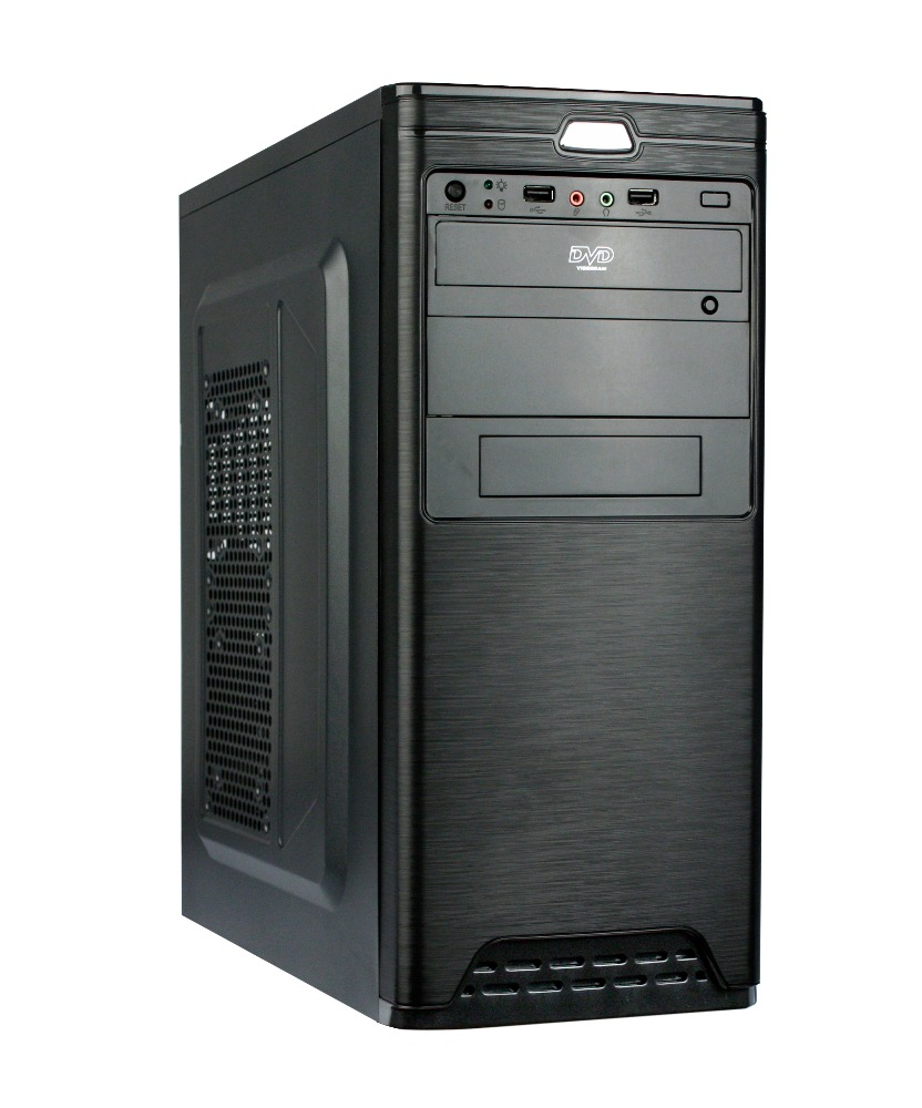 ATX Form Factor and SATA Hard Drive Interface Elegent PC Computer Case
