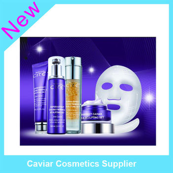 caviar cosmetics supplier