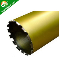 Reliable diamond tools factory supplying hollow core diamond concrete drill bits