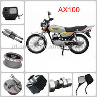 motorcycle replacement parts AX100