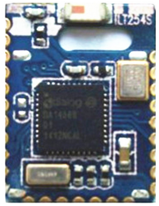 DA 14580 LOW power consumption ibeacon bluetooth module DA 14580
