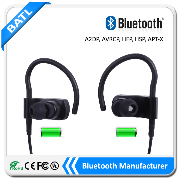 BH-M72 Newest Item Factory Supply Bluetooth Good Earphone Ear Plug