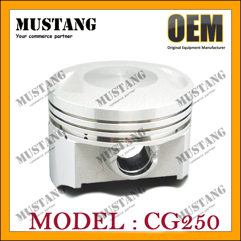 Four Stroke Best Quality Factory Export Piston CG250 for Honda 67mm
