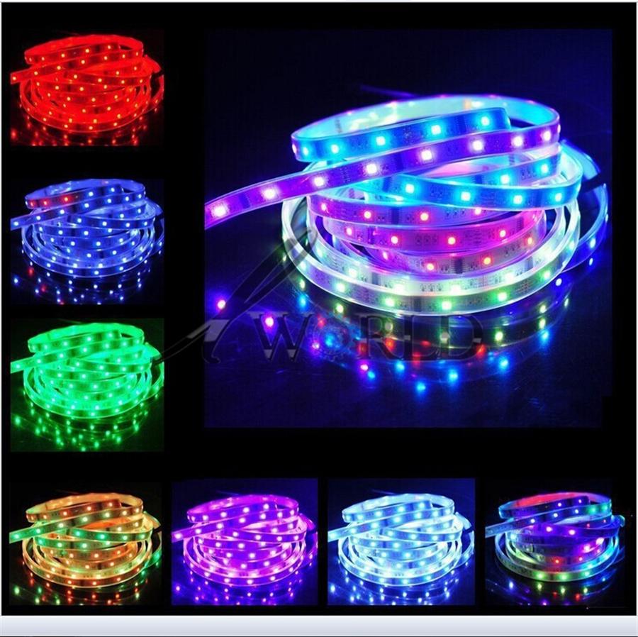 Programmable Rgb Led Christmas Lights